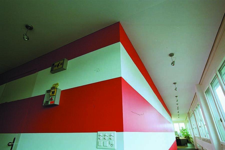 Дизайн тканевых натяжных потолков